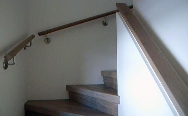 Renovierung von Treppen